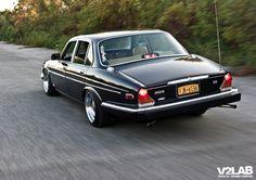 1986 Jaguar XJ6 - modified Photo: v2lab