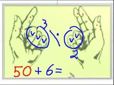 mnożenie na palcach przez 5, 6, 7, 8, 9