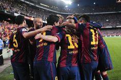 ARTÍCULO DIARIO EL PAÍS: El Barça posee un amplio sentido del juego, ha aumentado su repertorio, pero dispone de un solista único, imposible de defender 31.05.15