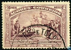 1898 Azores - Discovery of the sea lane to India