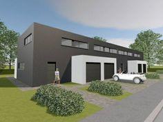 Moderne bouw zal ook een aandeel krijgen in de wijk - Sil