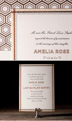 Design Work Life » Bella Figura: 2013 Invitation Collection