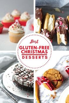 Best Gluten-Free Christmas Desserts: From Cakes, to cookies, we've got you covered with some of the most flavorful, yet simple gluten-free desserts. via @gfpalate