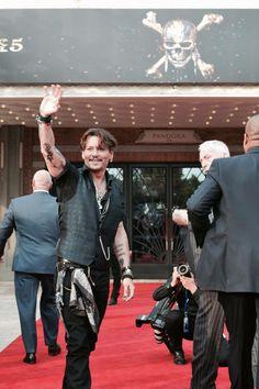 May- 2017 Johnny Depp