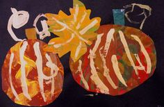 Autumn Collage Art Project Posted on October 9, 2009 by Patty Palmer