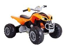 Renting out: RIDE ON TOY RAPTOR QUAD BIKE