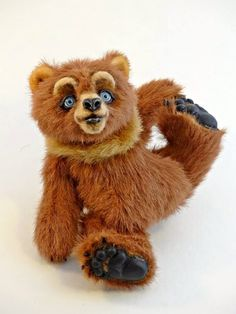 Critters Grizzly