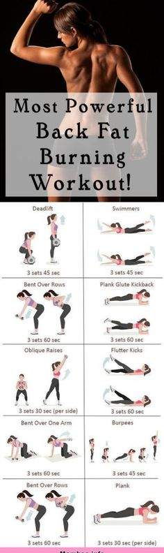 Improve Your Life with this 2 Minute Ritual - Health and fitness: Most Powerful Back Fat Burning Workout! Improve Your Life with this 2 Minute Ritual - Belly Fat Burner Workout Sport Fitness, Fitness Tips, Health Fitness, Fitness Foods, Workout Fitness, Fitness Weightloss, Body Fitness, Fitness Workouts Arms, Belly Fat Burner Workout