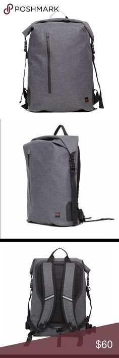 Knomo Cromwell Roll Top Backpack Knomo Cromwell Back Pack. New! knomo Bags Backpacks