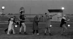 """""""8 ½"""" Federico Fellini, 1963"""