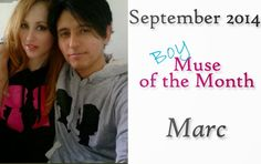 STACY IGEL: Meet our September Muse of the Month BOY Edition!