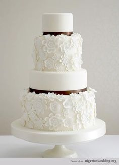The wedding cake is the center of the party. Everyone looks forward to tasting it and everyone looks forward to finding out what it looks like once the reception starts. It's a focal point of the night, so it's imperative that you get the style right, the taste right and that it blends and fits ...