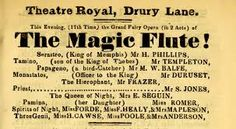 The Magic Flute (German: Die Zauberflöte), K. 620, is an opera in two acts by Wolfgang Amadeus Mozart to a German libretto by Emanuel Schikaneder. The work is in the form of a Singspiel, a popular form that included both singing and spoken dialogue. The work premiered in 1791 at Schikaneder's theatre, the Freihaus-Theater auf der Wieden in Vienna.