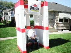 We at jbrick understand that you want to create something fun and exciting for all ages. We have taken a big step in working with EverBlock to create life size objects that work very much the same as.