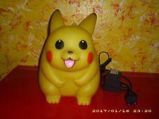 Pokemon - Pikachu Lampe -  Figur Leuchte - Kinderlampe - Schlummerlicht