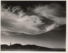 Golden Gate Bridge, San Francisco – Minor White photographs at the archive of the Princeton University Art Museum.