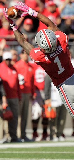 Braxton Miller #1 } **************** Ohio State Football } #Buckeyes #GoBucks