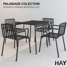 Hay. Palissade collection