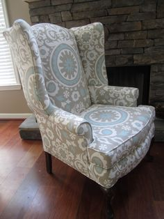 Gotta have it!  Accent Chair - Shell. $535.00, via Etsy.