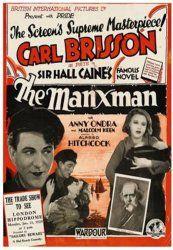 1929 Hitchcock movie