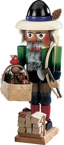 Nutcracker Woodchopper - Steinbach. I have this in my collection.
