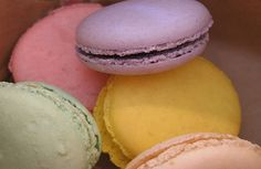 Vemale.com: Colourful French Macaroon