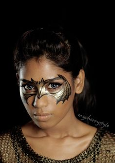 "Creative Makeup: ""Bat Your Eyes"" tutorial | my cherry style"