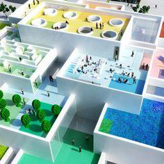 Com previsão de inauguração em 2016, a Lego House promete agradar crianças e adultos, principalmente arquitetos: http://www.bimbon.com.br/arquitetura/lego_house