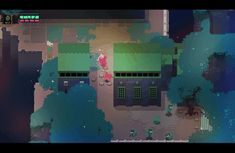 Animation from Hyper Light Drifter - More media at https://giphy.com/gifs/light-hyper-multikill-u6du4V6DfRhq8 (Related media) - Don't forget to visit the oficial Heart Machine site: http://www.heart-machine.com/