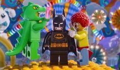 The LEGO Movie Featurette: Behind the Bricks!