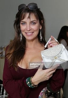 Actress Sandra Vidal attends the DPA Pre-Golden Globe Awards Gift Suite at the Luxe Hotel on January 9, 2014 in Beverly Hills, California.