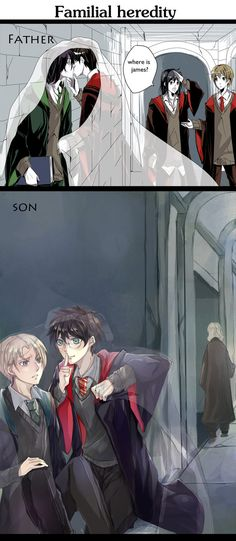 Look for my This is Drarry. I love them so much^ω^♥ I'm only saving for drarry Draco Harry Potter, James Potter, Harry Potter Comics, Harry Potter Anime, Images Harry Potter, Mundo Harry Potter, Harry Potter Ships, Harry Potter Universal, Drarry Fanart