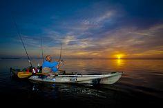 Kayak Fishing Up a Redfish Riot at Old Florida's Pine Island