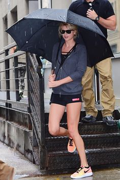 Los rumores de ruptura comenzaron cuando Taylor fue captada sola en Nueva York…
