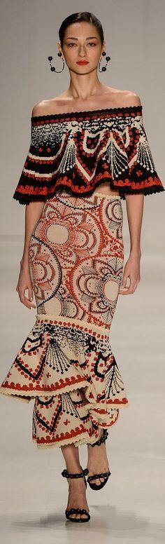 Resumo SPFW e Fashion Rio – Cris GuerraHoje Vou Assim