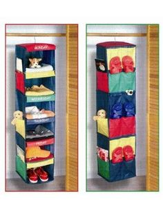 Kids Clothes Organization