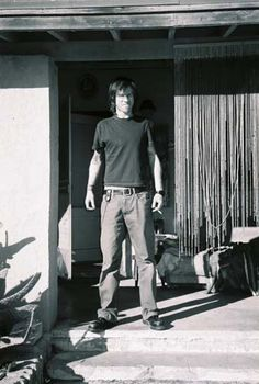 Mark Lanegan at Rancho de la Luna