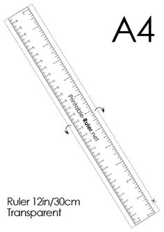 Need a Ruler Fast? 5 Places to Print One For Free: Online