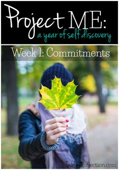 Project ME: Week One {Honor your Commitments} - Sublime Reflection