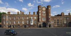 st james place london images | ... the Belle Époque: Building of the Week: St. James Palace, London
