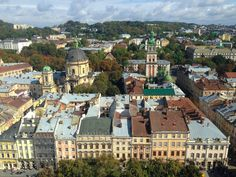 Lviv travel guide created by the frequent visitor in the city. All you need to know about visiting the most beautiful city in Ukraine. Ukraine Cities, Most Beautiful Cities, Photo Location, Travel Guide, Paris Skyline, Cool Photos, City, Pictures, Inspiration