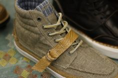 Vans x Horween Leather Company Sneaker Collection