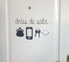 Before get out. Wall Decor, Room Decor, New Room, Home Organization, My Dream Home, Ideas Para, Decoration, Malm, Sweet Home