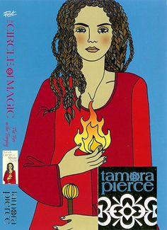 Tamora Pierce -- try her Circle of Magic series