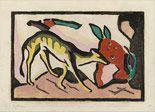 MoMA   German Expressionism Styles: Der Blaue Reiter, Franz Marc