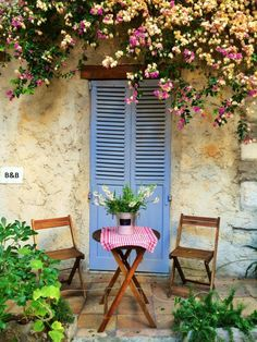 blulilly:  (via Pin szerzője: Honey Bea, közzétéve itt: South of France | Pinterest)