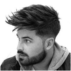 Peinados de hombre imagenes