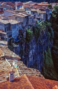 Castellfollit de la Roca, Girona, Spain   by jacqueline.poggi