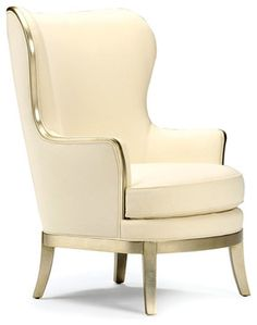Veronica Chair - transitional - Armchairs And Accent Chairs - Bliss Home &…