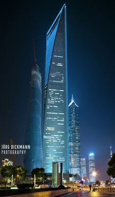 Shanghai World Financial Center,China